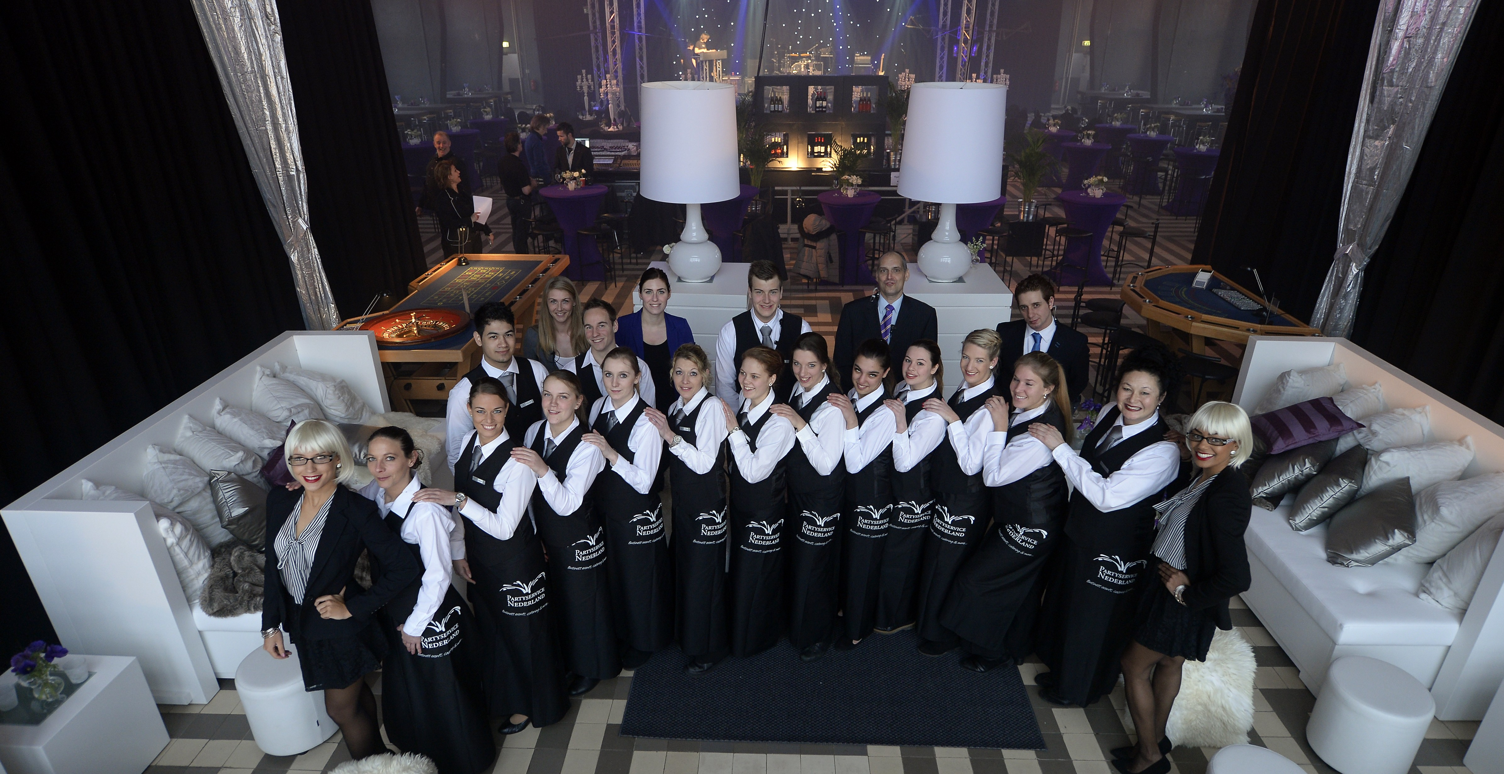 partyservice nederland-catering-personeel
